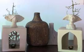 sculptures-&-bottles